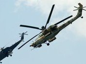 Ka-52 Alligator crashes in Russia for the first time in history