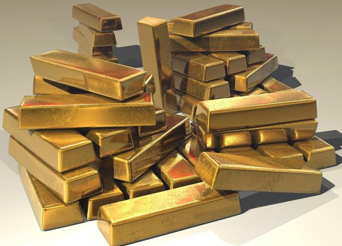 Russia's gold export revenues outstrip natural gas sales