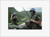 U.N. blue helmets will go to Chechnya
