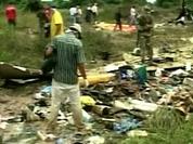 McDonnell Douglas jetliner crashed because of engine problems
