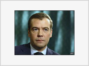 Huge mansion to be build for Dmitry Medvedev