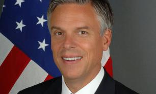 What can Russia expect from John Huntsman?