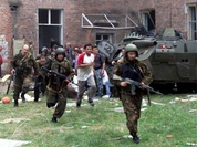 Special services destroy the organizer of terrorist act in Beslan