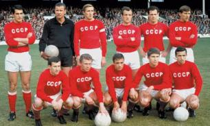 Soviet football uniform from 1970 ranked one of finest in history