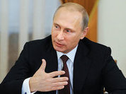 Putin to speak at UN General Assembly before clashing with Obama