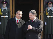 Erdogan and Poroshenko want to return Crimea