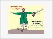 Russian carelessness attracts terrorists