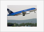 Russia's Sukhoi Superjet-100 sold out at Le Bourget
