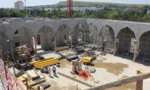 Europe's largest mosque to be built in Crimea