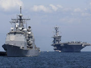 Aircraft carriers secure US dollar best