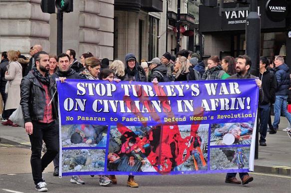 Turkey's Erdogan Plans Annexation of Northern Syrian Territory