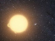 Newly discovered star throws light on evolution of Sun
