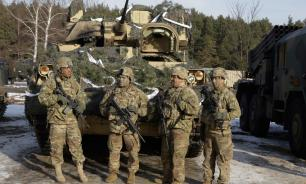 The point of NATO's existence is to force Europe to fund USA