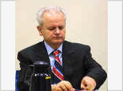 Slobodan Milosevic, jailed in the Netherlands, receives his Belgrade villa back