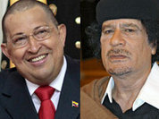 Hugo Chavez to take Venezuela's riches away from the West