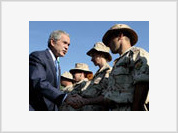 Bush's latest trip to Iraq indicates U.S. plans to change Iraqi government