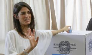 Rome 5-Stars: Election of Virginia Raggi