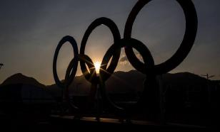 IOC bars Russian flags from Olympic venues
