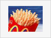 McDonald's fries pose danger to human reproductive function
