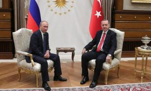 Putin beats Trump in Turkey