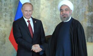Iran offers alliance with Russia to counter USA in the Middle East