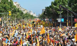 Catalonia is not Europe