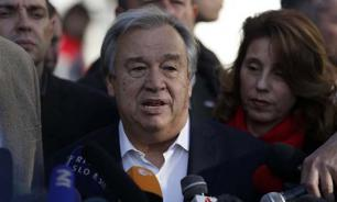 Guterres, the G-spot in international relations