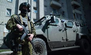 Ukraine deploys troops to annihilate Donbass