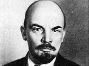 Lenin and former FRG president related?!