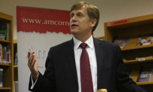 Michael McFaul congratulates Putin on Brexit results