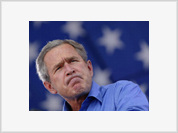 America has only two enemies: George W. Bush and Osama bin Laden