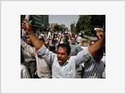 Iran turns into slaughterhouse