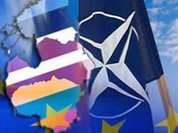 Balkan enigma and NATO's chains of progress