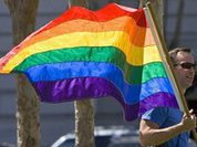 Russia won't join the gay march