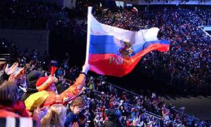 IOC pedals back, issues permission for Russian flags in Pyeongchang