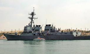 US officials made up attack on their destroyer off Yemen?