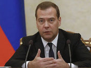 Russian PM Medvedev speaks about Ukrainian crooks and Turkish traitors