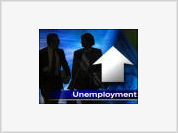 US jobless claims spike upwards