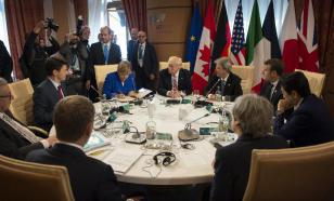G7 wants to hold Russia responsible for everything