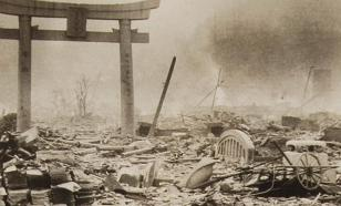 Ashes of Hiroshima and Nagasaki will remain on US flag forever