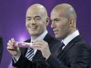 UEFA 2012: The Draw