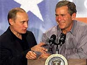 "Putin and Bush could talk about ""anything"""