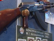 Kalashnikov harbors massive plans for global market