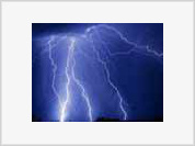 Lightning kills three children in the middle of a hot summer day