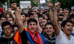 Armenia's velvet revolution: Sold