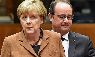 France and Germany to set up 'superstate' as recipe for EU's collapse