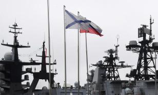Putin intimidates the world with the power of the Russian Navy