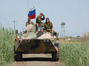 Russian army goes back to Ukrainian border as NATO forces become more active