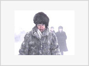 Russia's Yakutia Republic suffers from Arctic temperatures