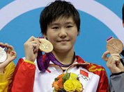 China's Olympic triumphs based on terrible pain
